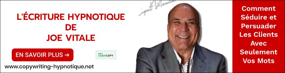 L'Écriture Hypnotique Joe Vitale - Séduire et Persuader les Clients